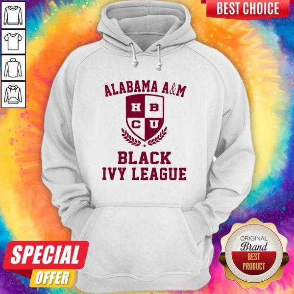 Alabama A And M HBCU Black Ivy League Halloween Hoodie