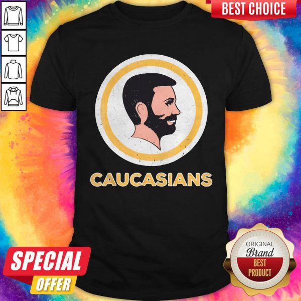 Awesome Caucasians Pride Vintage Shirt