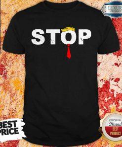 Original Donald Trump Stop Hate Shirt