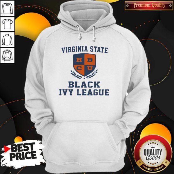 Original Virginia State Black Ivy League hoodie