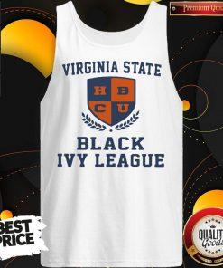 Original Virginia State Black Ivy League tank Top