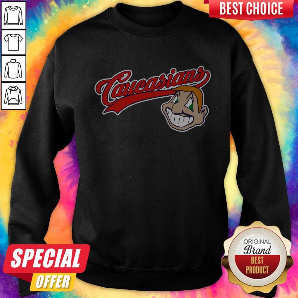 Premium Caucasians Sweatshirt