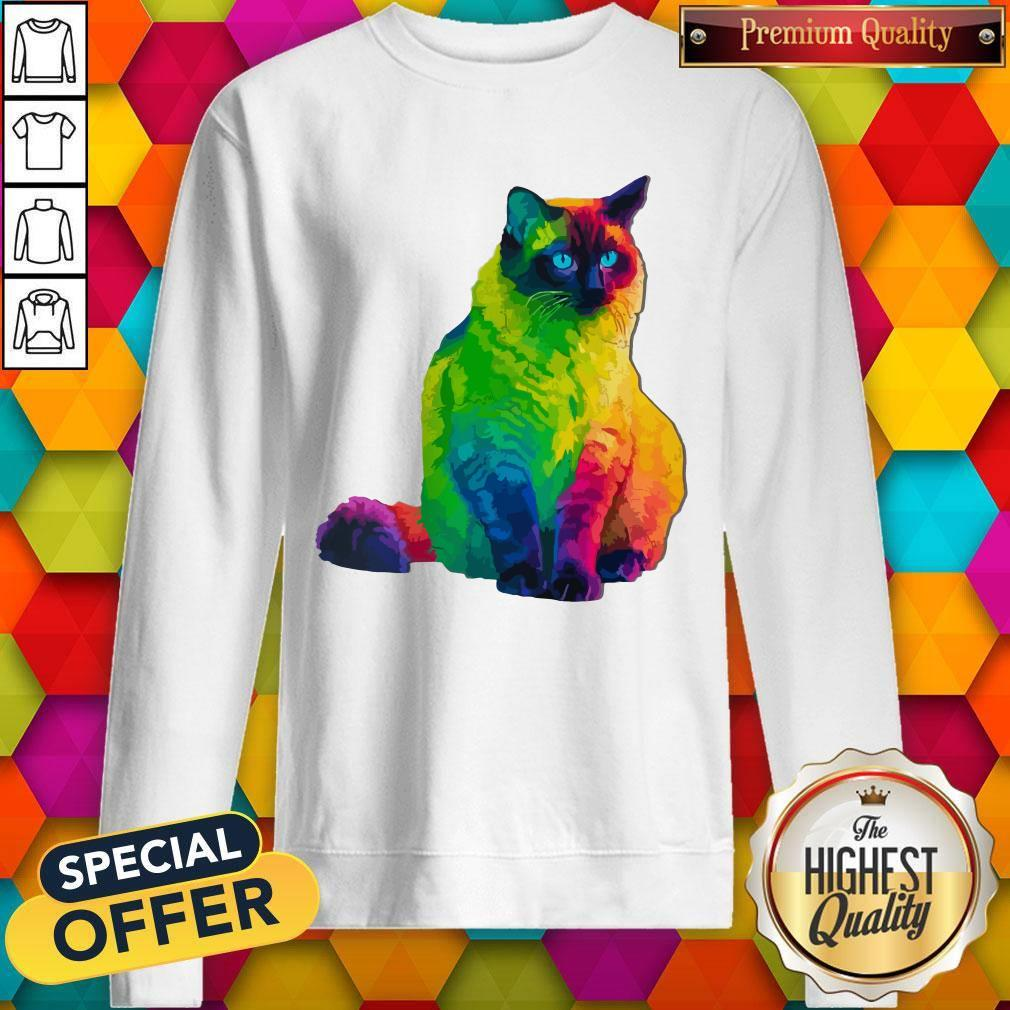 Special The Herding Cats Jigsaw Puzzle Sweatshirt