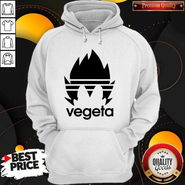 Special Vegeta Adidas Hoodie
