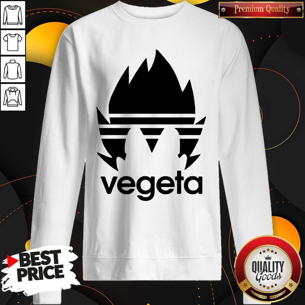 Special Vegeta Adidas Sweatshirt