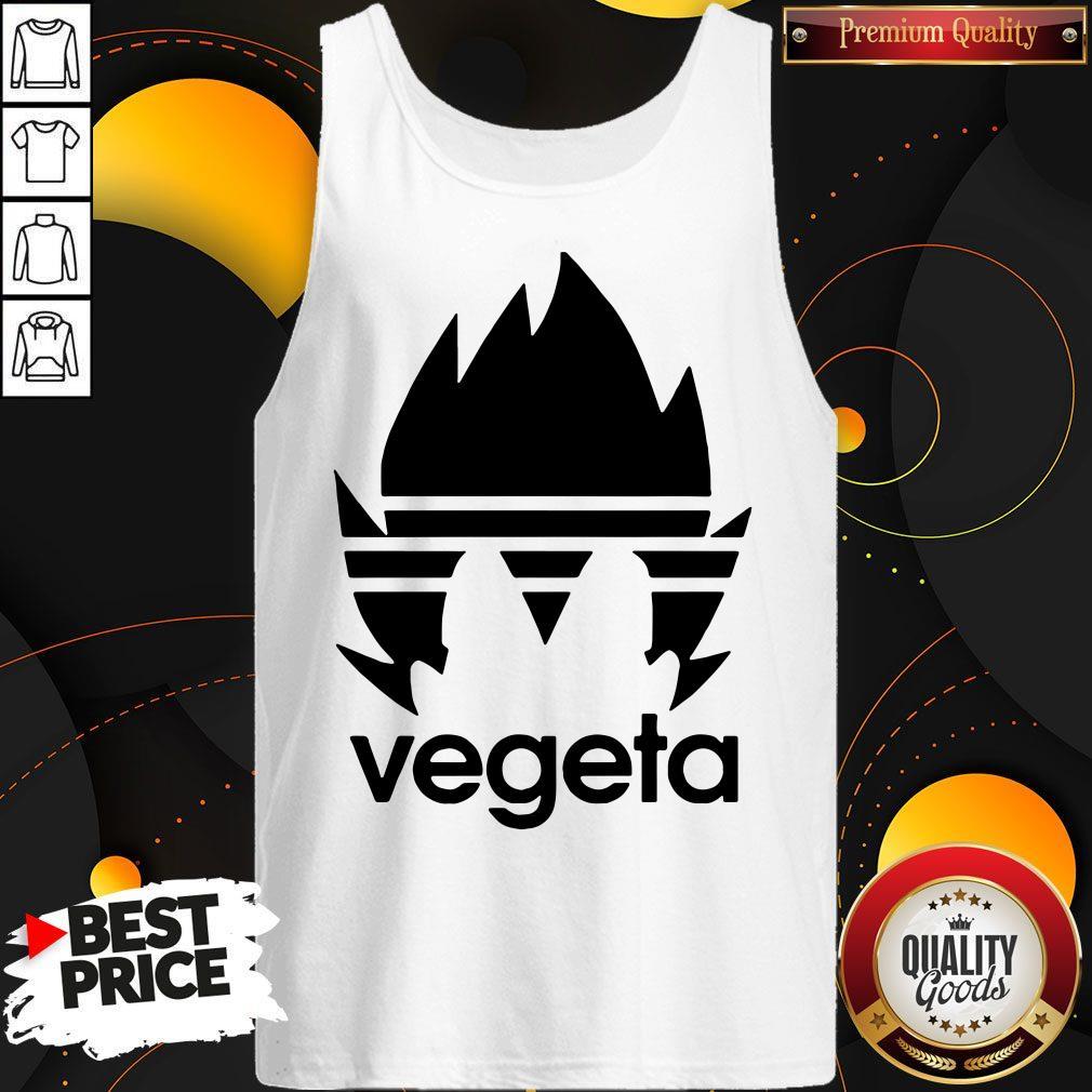 Special Vegeta Adidas Tank top