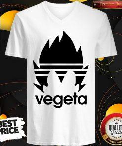 Special Vegeta Adidas V-neck