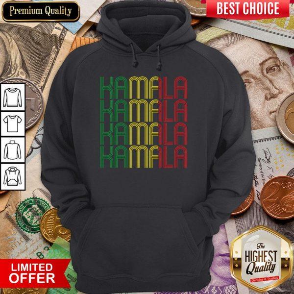 African American Black Lives Matter For Kamala Fun Gift Hoodie
