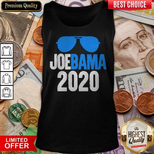 Anti Trump Biden Obama 2020 USA Election Fun Gift Tank Top