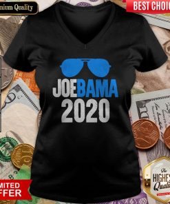 Anti Trump Biden Obama 2020 USA Election Fun Gift V-neck