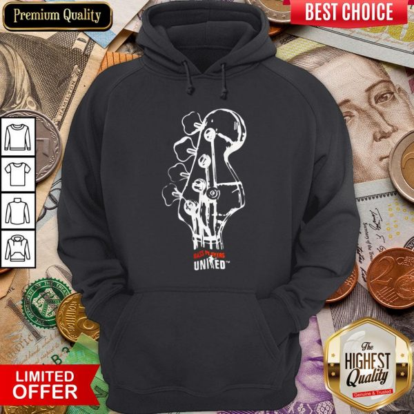 Official All Bass Giutar United Hoodie