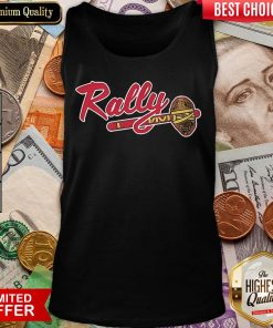 Awesome Rally Potato Atlanta Baseball Tank Top - Design By Viewtees.com