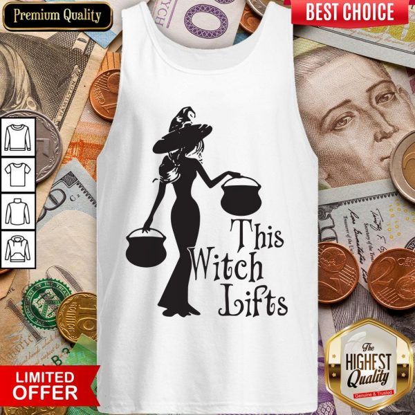 Halloween This Witch Lifts ShirtHalloween This Witch Lifts Tank Top