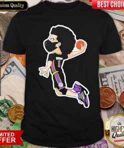 Cute Bremby Jumpman NBA Shirt - Design By Viewtees.com