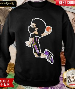 Cute Bremby Jumpman NBA Sweatshirt - Design By Viewtees.com