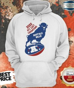 Funny 2020 AFC East Champions Buffalo Bills Football Hoodie