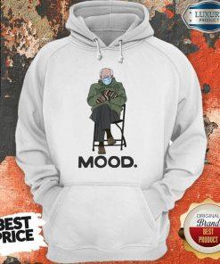 Good Bernie Sanders Mittens Mood Hoodie
