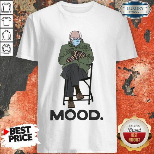 Good Bernie Sanders Mittens Mood Shirt