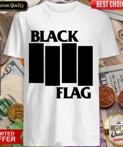 Good Black Flag Bars And Logos 55 Shirt