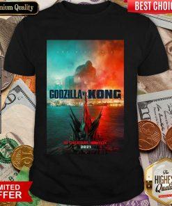 Good Godzilla vs Kong Poster 446 Shirt