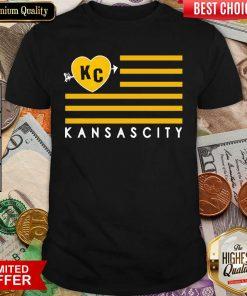 Good KC Kansas City Football Shirt