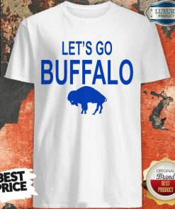 Happy 2020 Let's Go Buffalo Bills Shirt