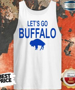Happy 2020 Let's Go Buffalo Bills Tank Top