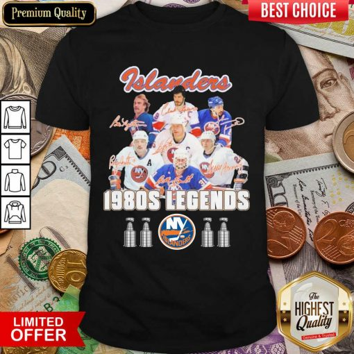 Awesome New York Islanders 1980s Legends Shirt