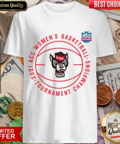 Happy ACC Womens Basketball Tournament Champions Shirt