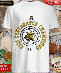 Nice Mens Basketball 2021 Conference Champions Shirt