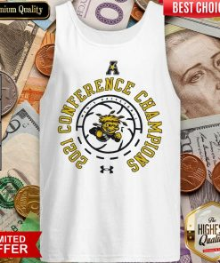 Nice Mens Basketball 2021 Conference Champions Tank Top