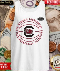 Perfect 2021 SEC Womens Basketball Champions Tank Top