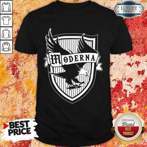Eagle Moderna House Crest Shirt