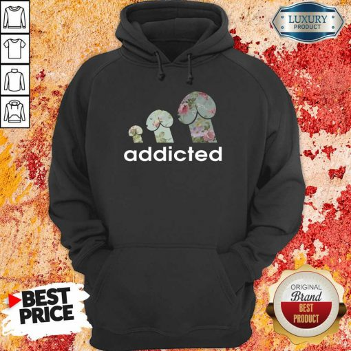 Addicted To Dogs hoodie
