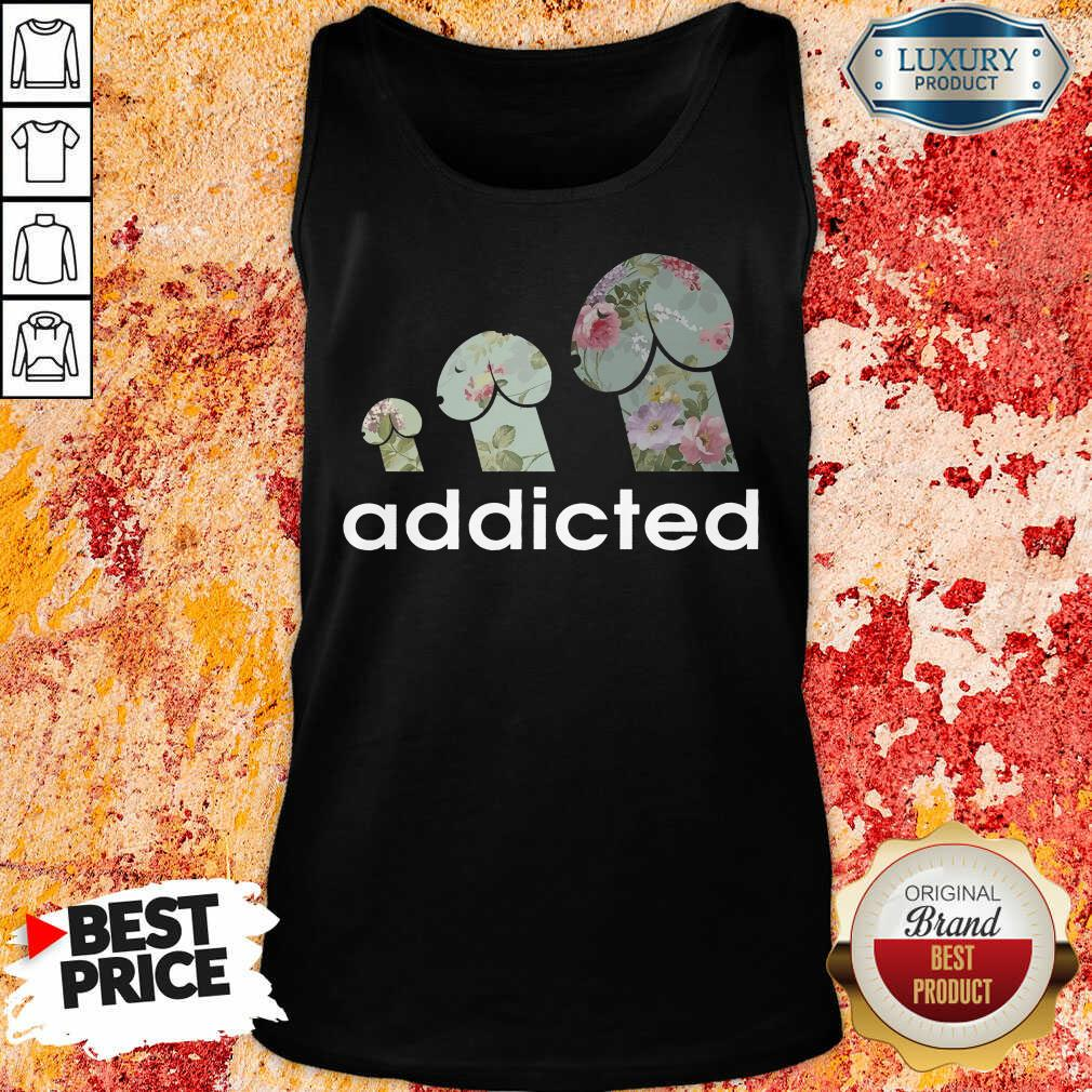 Addicted To Dogs Tank Top