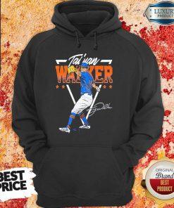 Taijuan Walker New York Baseball Signature Hoodie