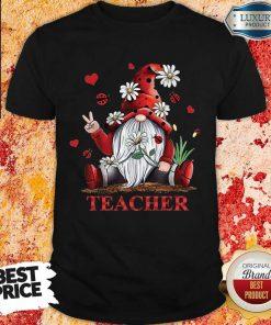 Teacher Gnome Shirt